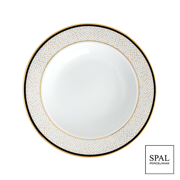 SOUP PLATE (2)